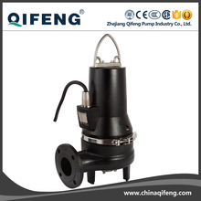WQBS submersible sewage grinder pumps for animal dung