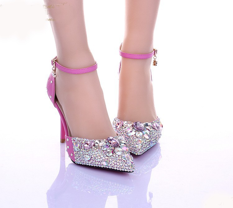 Cheap Pink Wedding Shoes, find Pink Wedding Shoes deals on line at ...