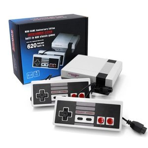 Retro Classic TV Mini Game Console, Built-in 620 Games, EU Plug US plug UK plug