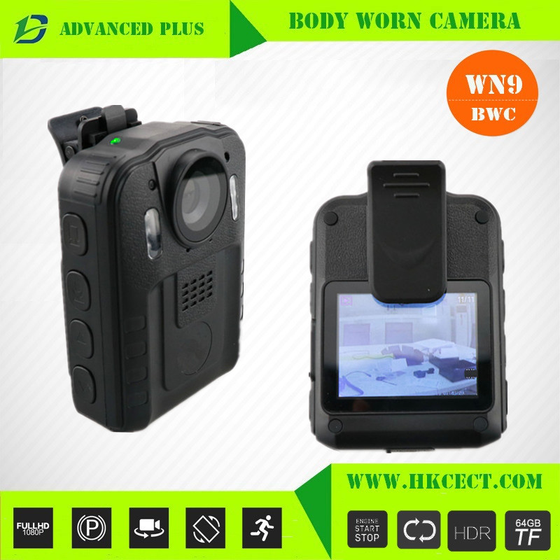 Auto Download & Re-Charge Body Worn Video Cameras with dual memory cards