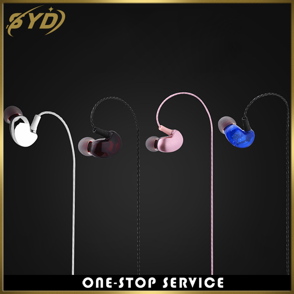 hot sale cheap price wired earphone 3D surround bass mobile earphone with microphone