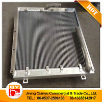 The whole network lowest high performance SK120 radiator for universal