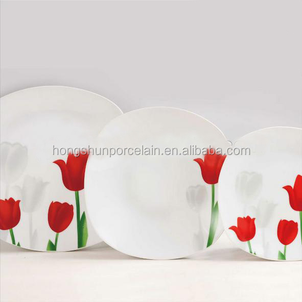China import crockery porcelain in Guangzhou