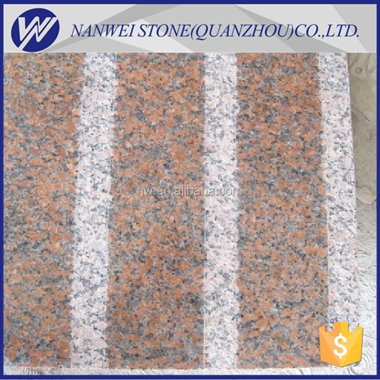 natural granite sale guangxi stone product G562 maple red slabs