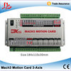 hot sale and cheaper 3 axis mach3 motion card for cnc machine