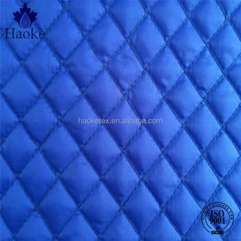 Nylon Jacket Fabric / 260t Nylon Taffeta Quilted Fabric For Life ... : nylon quilted fabric - Adamdwight.com