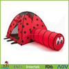 Age 3 + Outdoor Indoor LadyBug Kids Play Tents