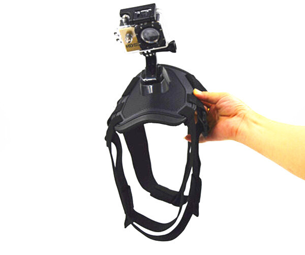 GoPro Fetch Dog Mount Dog Harness Chest Strap Mount For Gopro Camera Hero