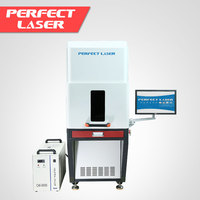 Perfect Laser 355nm 3w 5w 10w uv laser marking machine