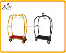 Grand Hotel Bellman Cart Luggage Trolley