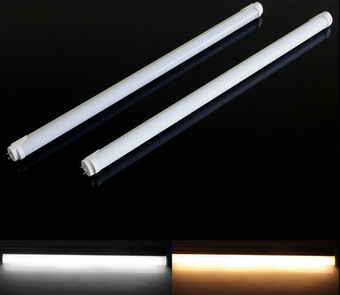 13w 900mm New products AC85-265v 2250lm bis cert. T5 milky tube led for parking lot tube light/lamp handmade