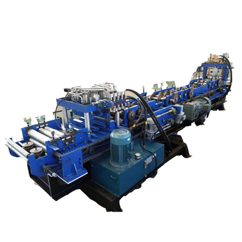 2019 China factory price c50-250mm high speed roll forming machine for construction