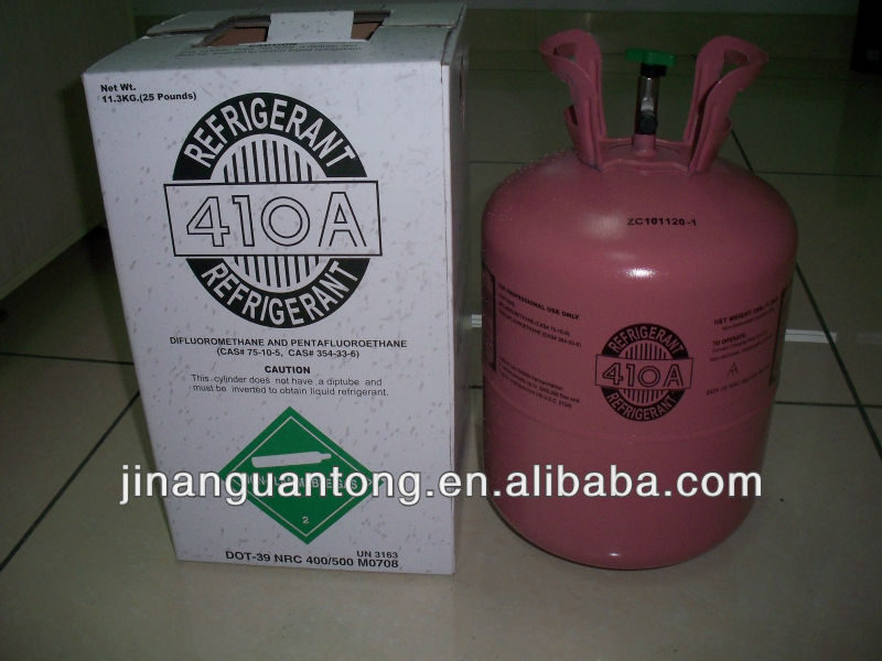 r410a refrigerant gas price sale for Europe,South America,the Middle East
