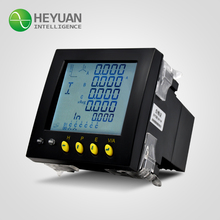 HYZN Three Phase Multifunction Panel Smart Digital Power Meter with RS485