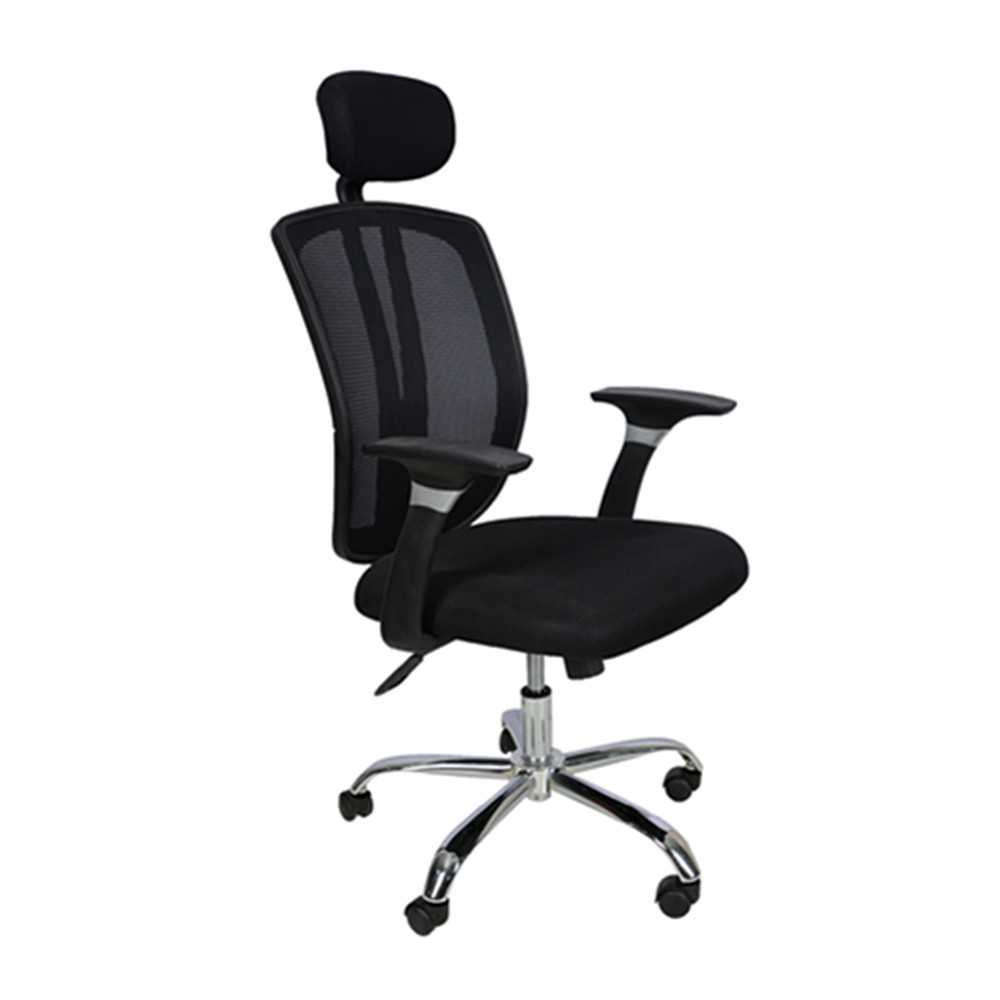 Boss Ergonomic Mesh High Back Swivel Recliner Chair