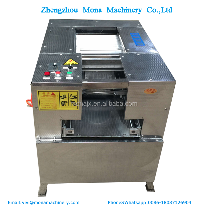 בלתי רגיל איכות גבוהה סלמון מכונה לחיתוך בשרשל יצרן סלמון מכונה לחיתוך בשר ב DQ-19