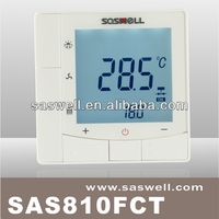 programmable room thermostat for electric radiant floor heating