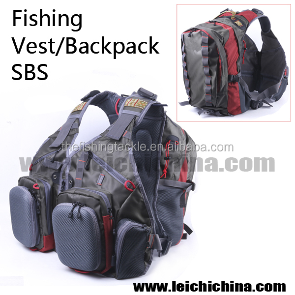 In stock Wholesale Fishing Vest
