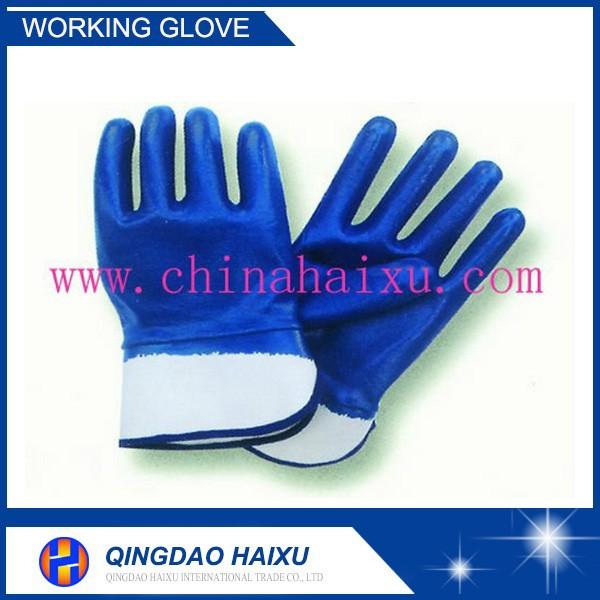 12 pares de guantes de trabajo reecubrimiento de l/átex talla 10