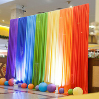 creative colorful cool backdrops engagement stage decoration halloween beautiful cheap backdrops