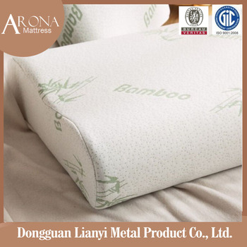 Custom Size Visco Manufacturer Anti Snore Comfort Cradle Contour Bamboo Memory Foam Pillow Buy Contour Memory Foam Pillow Bamboo Memory Foam