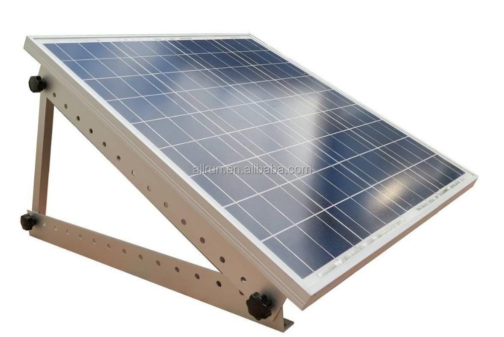 Hot Sale Adjustable Angle Solar Panel Mounting Bracket