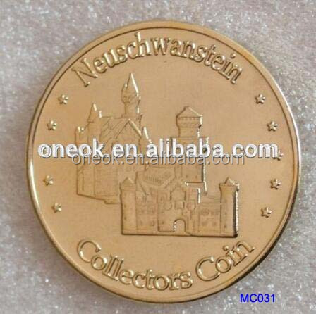 2016 design coin , Europe Bit-coin Commemorative metal Coin