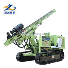 China Best Quality Hydraulic Solar Drill Rig Vertical Micro Piling Machine MZ385Y For Sale