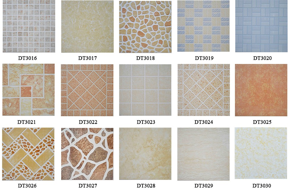 300X300mm building material classic cheap price tile rustic tiles ...