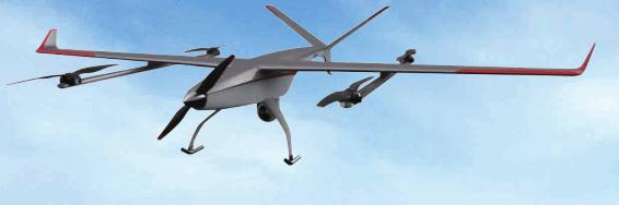 Intelligent Hybrid Vertical Take-off Landing Fixed-wing Police Uav Drone  X3g Series - Buy Hybrid Vertical Take-off Landing Uav,Fixed-wing Police