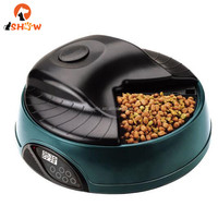 Automatic Pet Feeder for Dogs & Cats | Dry & Wet Food
