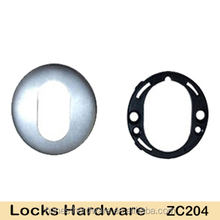 High Quality Door Lock Handle Escutcheon/Door Escutcheon Plate
