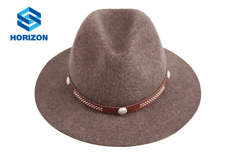 Customized 100% Wool Felt Cowboy Hat [MC3001]