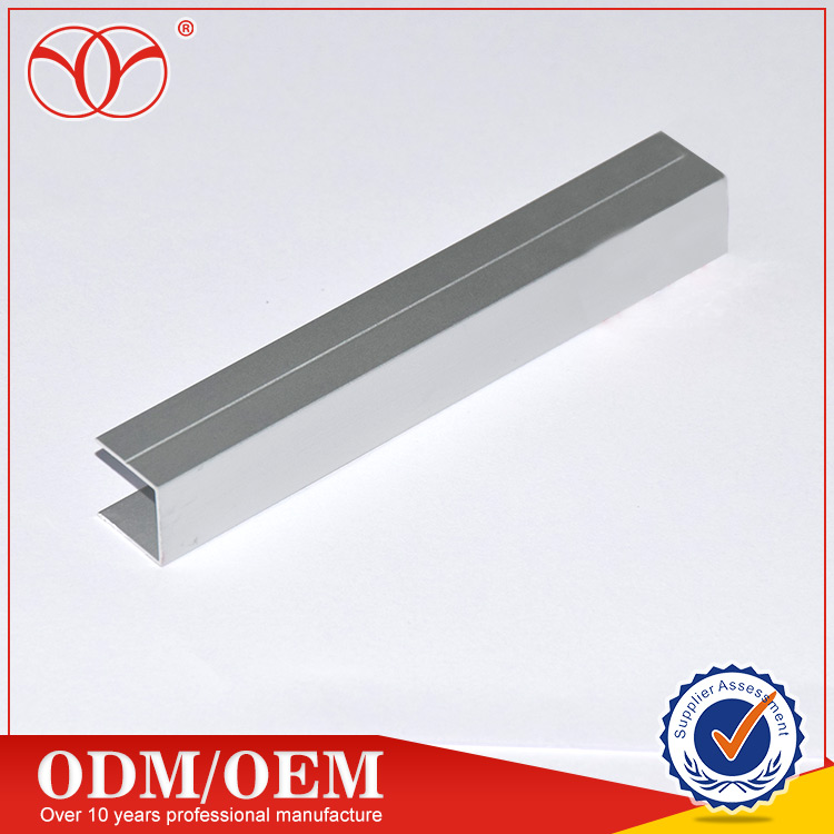 Hot Selling Aluminum Window and Door Profile, Powder Coated Aluminum Profile To Make Doors & Windows