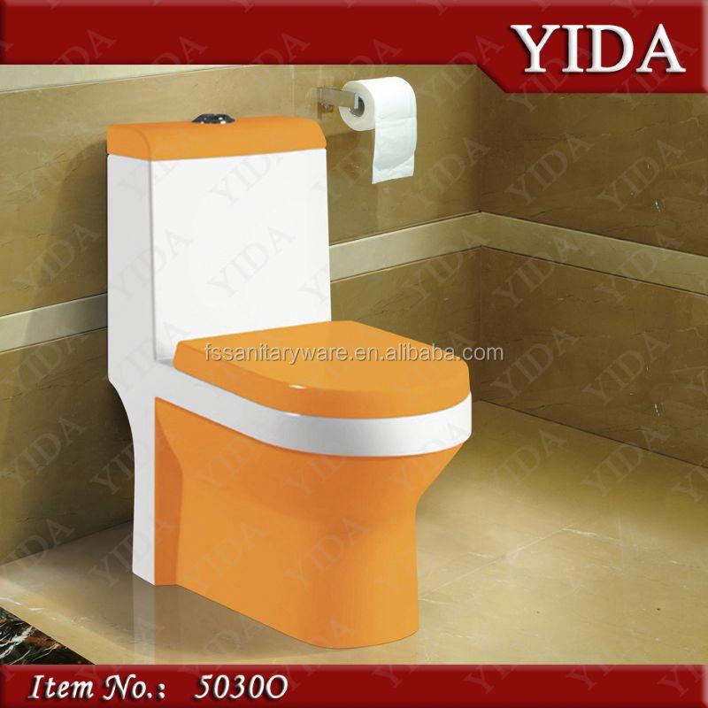 Keramik Farbe Toilette Cera Toilettensitz Wasser Sparen
