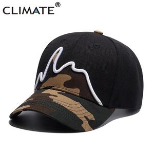 6e39ca6d4 CLIMATE Men Sport Baseball Caps Hat New Fashion Youth Rapper Street Dancer  Boy Hip Hop Caps Hat for Youth Men