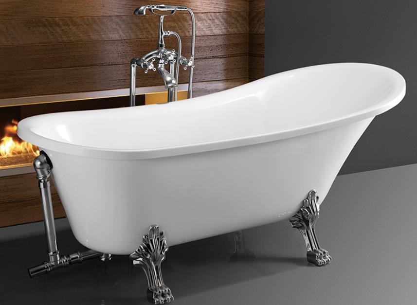Small Size Bathtub Clawfoot Bathtub Acrylic Claw Foot Tub For Small Bathroom Buy Small Size Bathtub Clawfoot Bathtub Acrylic Claw Foot Tub For Small Bathroom Product On Alibaba Com