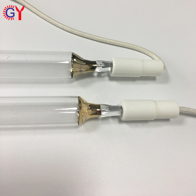365nm 3000W UV Curing Lamp Replacement Parts for Printing Machines