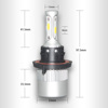 Automobiles & motorcycles led bulb h1 h3 h4 h7 h11 h13 9005 9006 car led headlight h13 3000K 6000K 8000K