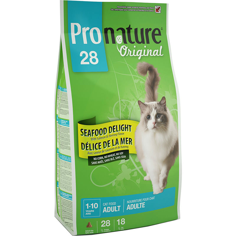 Pronature Original Seafood Delight Adult Cat Food