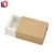 China Suppliers Wholesale Recycled Slide Kraft Paper Drawer Gift Box Packaging