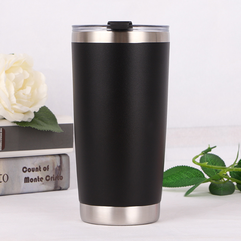 Amazon Colorful Stainless Steel Double Walled Wine Glass 20Oz Stainless Steel Vacuum Insulated Tumbler