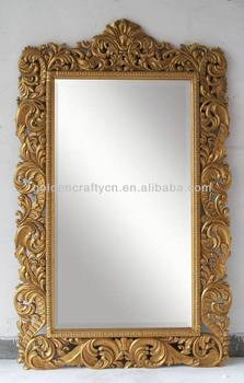 Large decorative floor standing mirror buy large for Large decorative floor mirrors