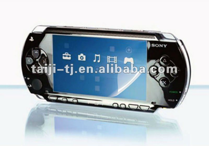 TJ professional screen protector/guard for Sony PSP,100% Japan material,great quality,best price,design package free