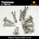 Made in china phillips head countersunk tek screw with self drilling screws