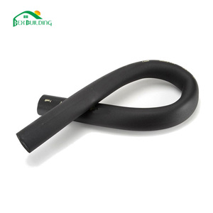 Air conditioner pipe insulation closed cell NBR rubber foam tube