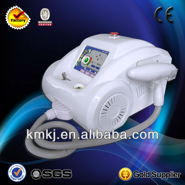 Portable tattoo removal laser for sale / color tattoo removal