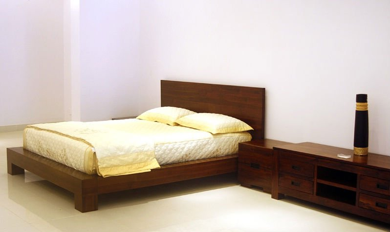Myna Bedroom Collection Hardwood Made