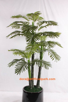 Sjh1491321 Palm Tree Plants Home Decor Palm Tree Make Artificial Bonsai Tree