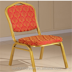 New design fancy hotel furniture banquet hall event chair dining chair in hotel